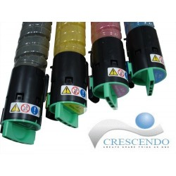 Refill Color Toner for Ricoh Color Multifunctional Printer